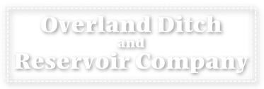 Overland Ditch & Reservoir Company
